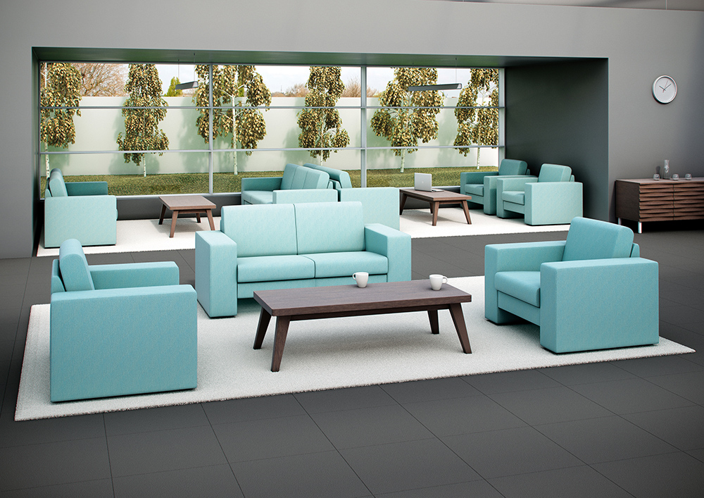 Reception Seating Crisp