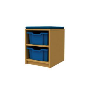 Book Seat Storage Unit