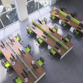 Office Fit-Out Services at Norman Lewis