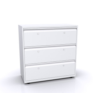 DrawerSpace Unit – 3 drawers