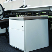 Integrated Mobile Pedestals