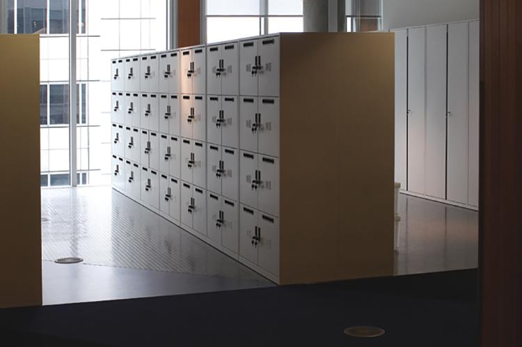 Lm lockers