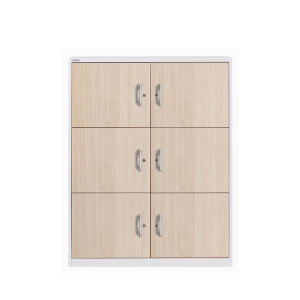 Metrix Wood Lockers