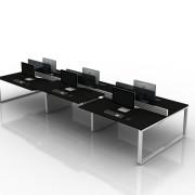 Arc Office Desk