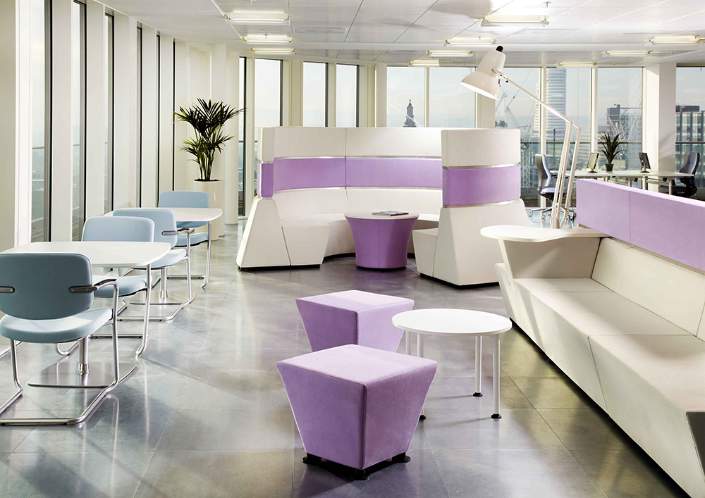 Reception Breakout Furniture