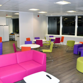 Office Refit Completed For SPF Private Clients