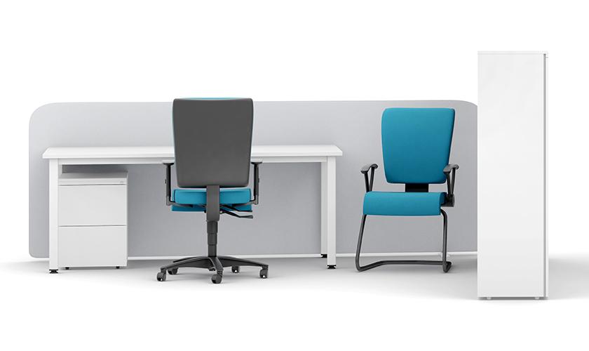 May B Operator Chair