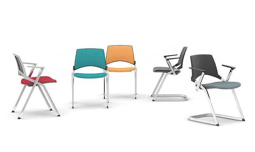 La Kendo Meeting Room Chairs