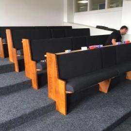 Lecture Room Refurbishment at Croydon College