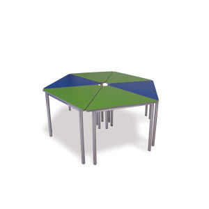 Wedge Tables