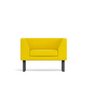 Alvier Sled Leg reception furniture