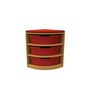 Curve Storage & Seating