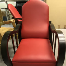 Renovating and Reupholstering Recliner Chairs